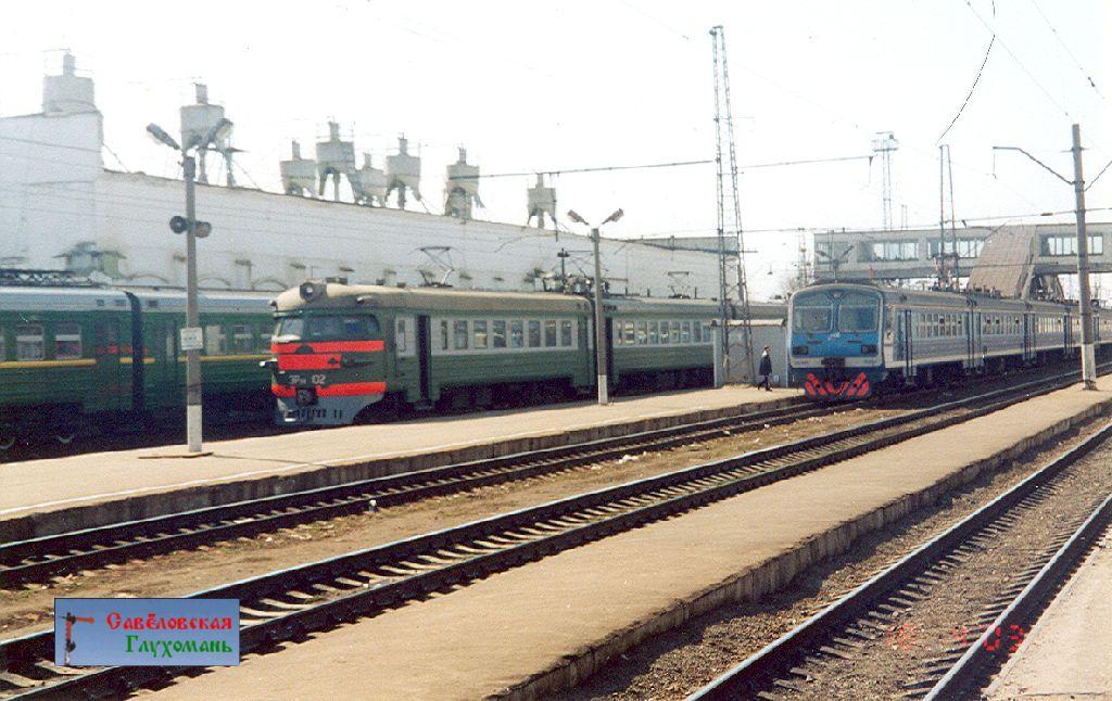 Железнодорожная станция Владимир  Владимир