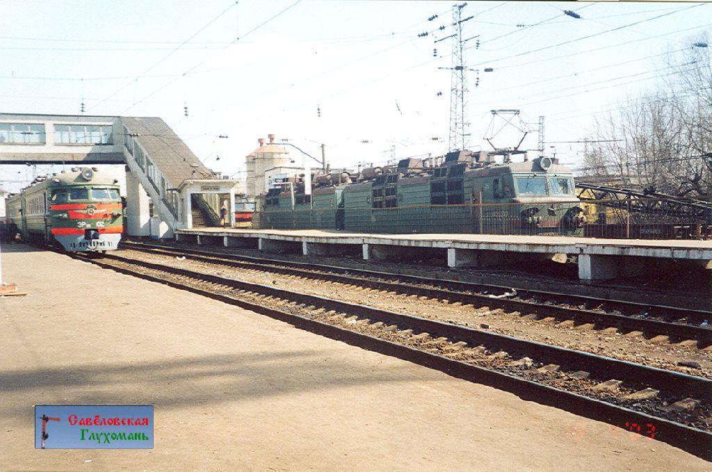 на станции Владимир (фото